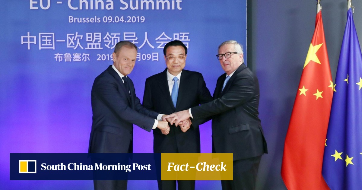 As China-EU summit ends, Premier Li Keqiang vows reforms: 'When we