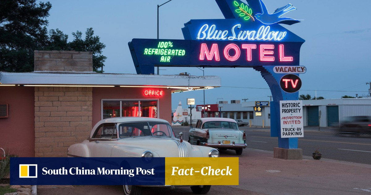 The good, bad and ugly sides to a Route 66 road trip – where