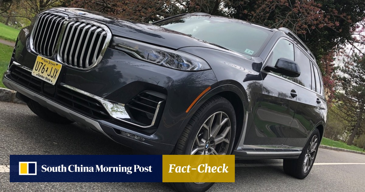We Review Bmw S Big Boy X7 Is The New Us 100 000 Plus Suv Worth