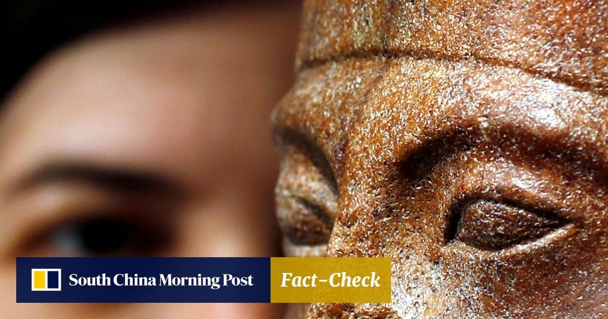 Tutankhamen relic sells for US$6 million at Christie's auction in