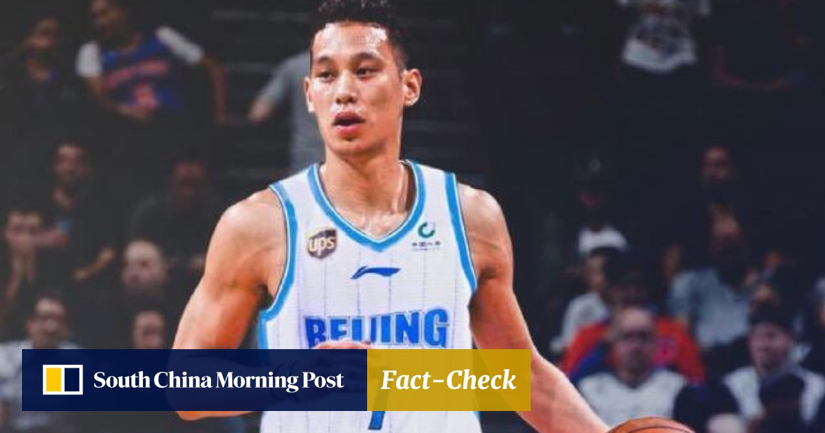 NBA free agent Jeremy Lin signs for Beijing Ducks in Chinese