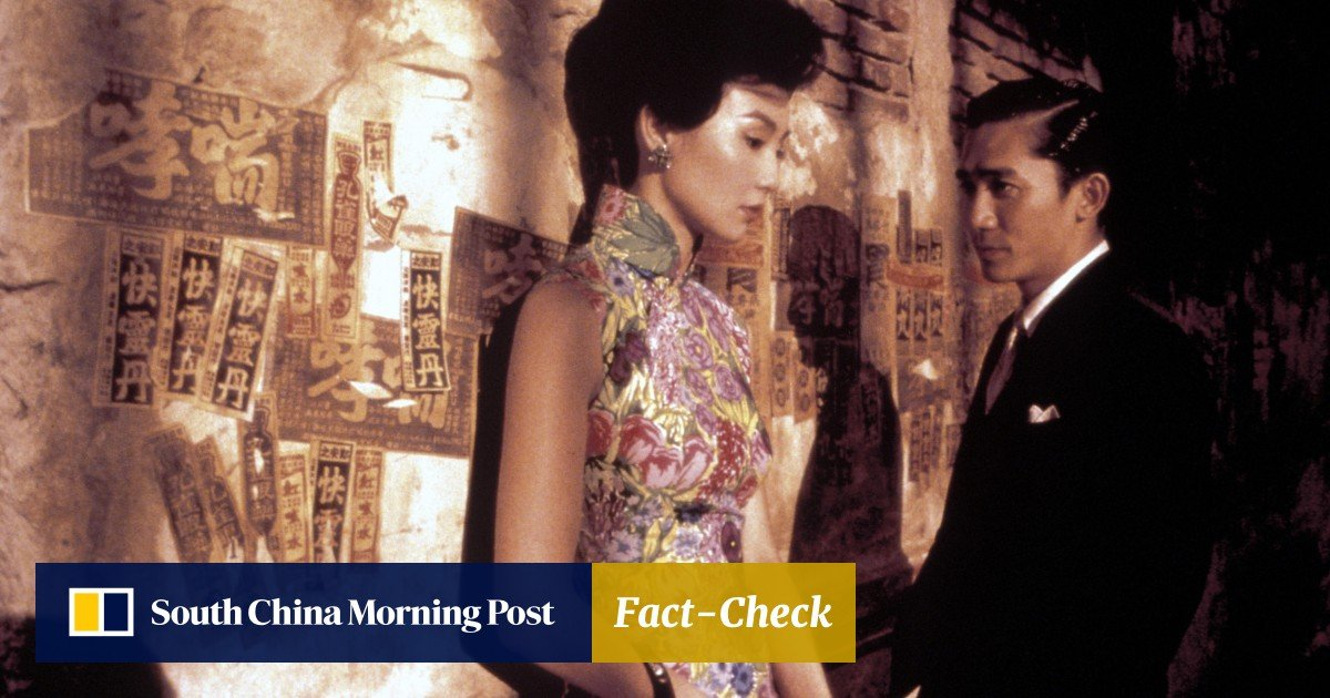 The evolution of the cheongsam: from Suzie Wong to Maggie