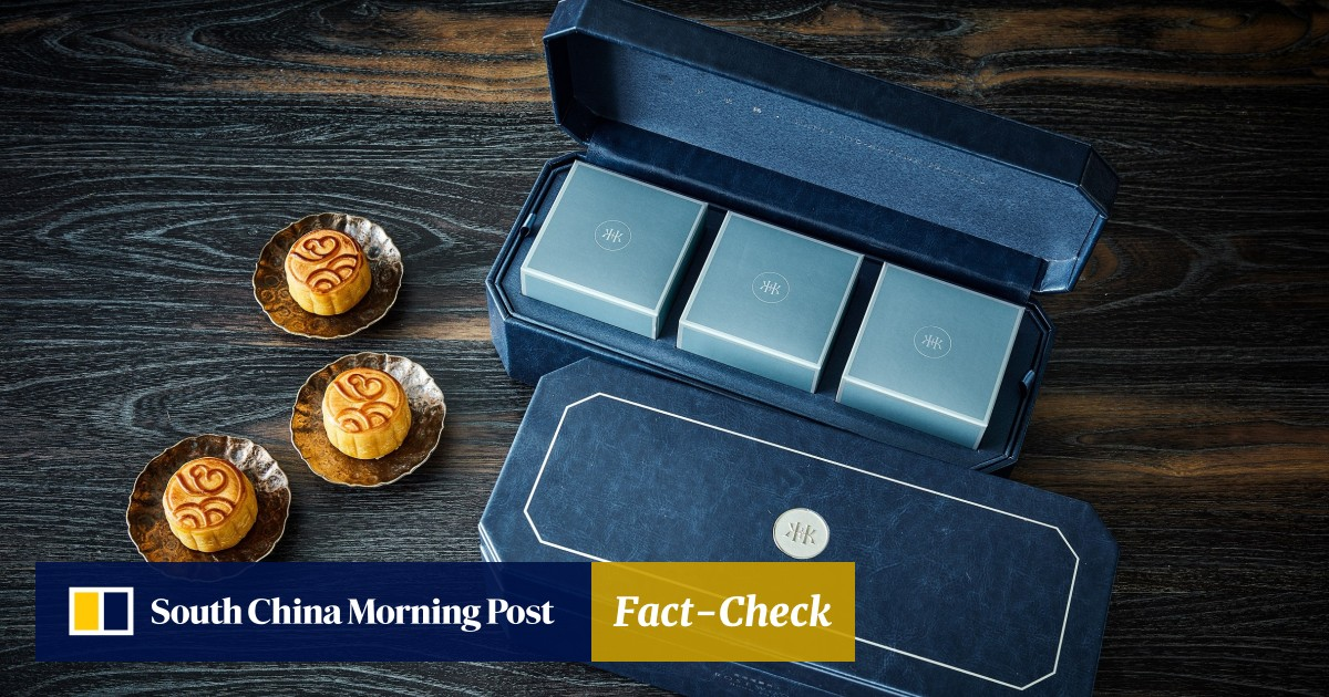 Win A Gift Box Of Mouthwatering Mooncakes From Rosewood Hong Kong