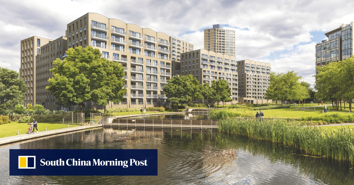 UK's largest regeneration project unlocking West London's investment potential - South China Morning Post