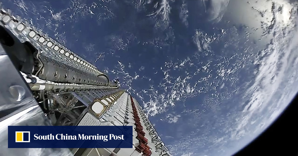Does Elon Musk's dream of satellite internet for all matter to anyone in China? - South China Morning Post