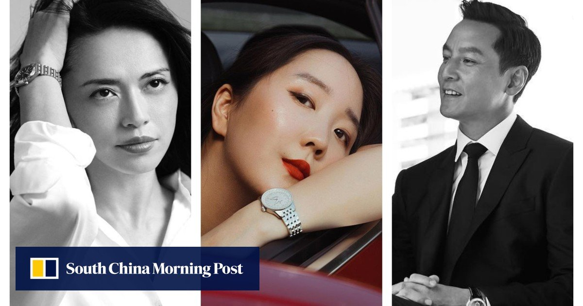 www.scmp.com: Breitling targets female, Asian and millennial consumers – and instead of ambassadors, the luxury watch brand has celebrity 'squads' with members like Brad Pitt, Charlize Theron and Adam Driver