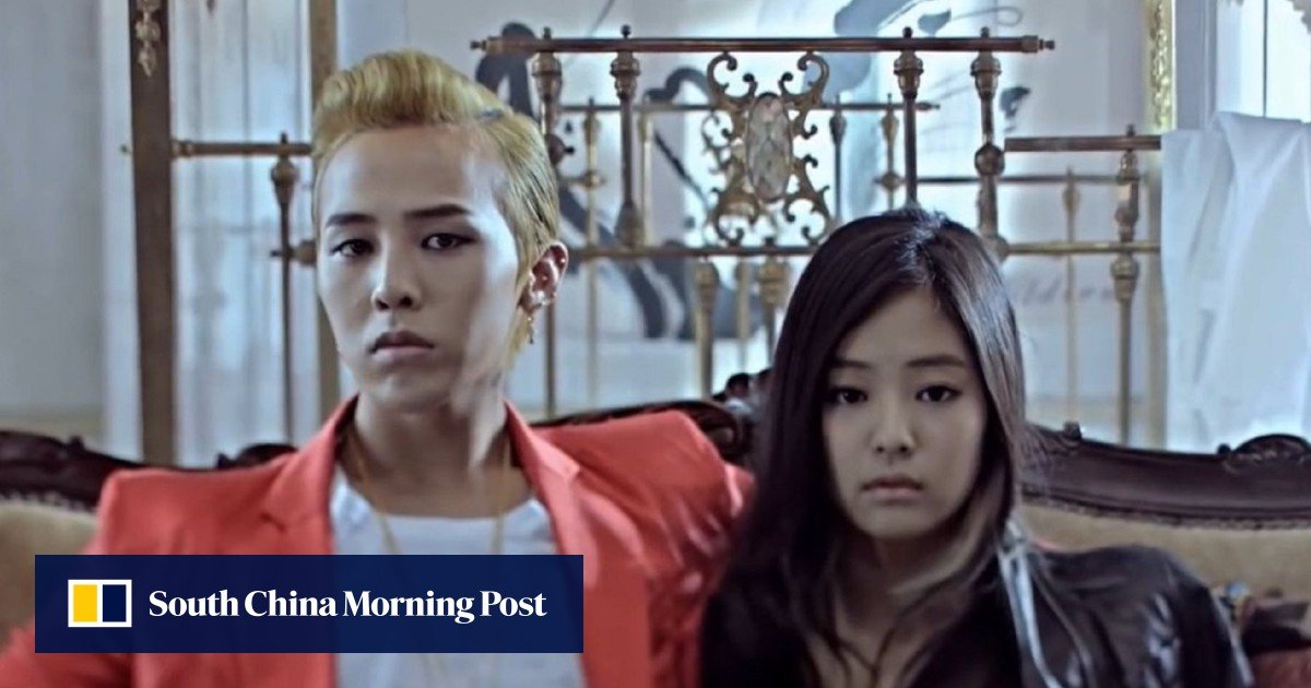 K-pop's new power couple? Blackpink's Jennie and G-Dragon from BigBang - South China Morning Post