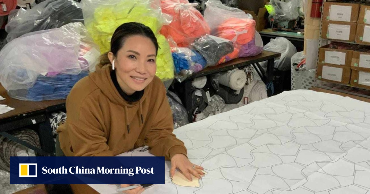 www.scmp.com: How switch to making face masks saved Asian-American small businesses amid the coronavirus pandemic
