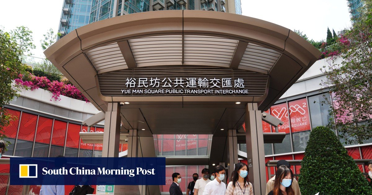 New air-conditioned bus depots get seal of approval from Hong Kong residents