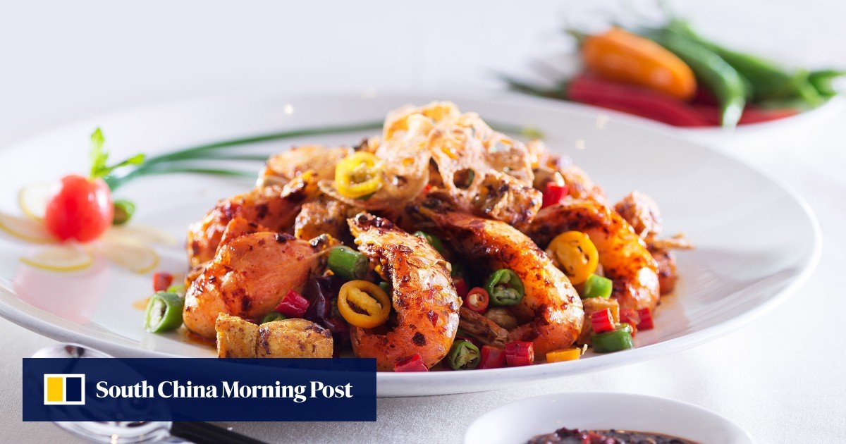 Why spring is the best time for spicy food - and you don't ...