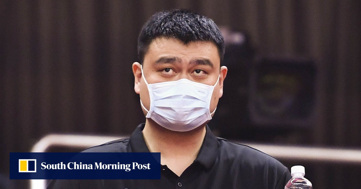www.scmp.com: Yao Ming pairs wines with NFT to fight anti-Asian hate