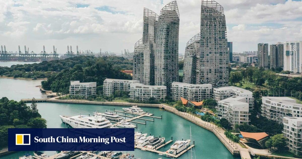 Image Ultra-rich Asians and Chinese citizens eye Singapore luxury homes amid coronavirus pandemic