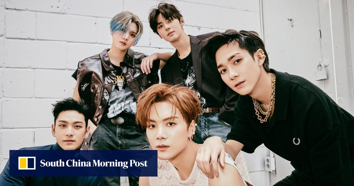 K-pop boy band Nu'Est talks about 'Romanticize'