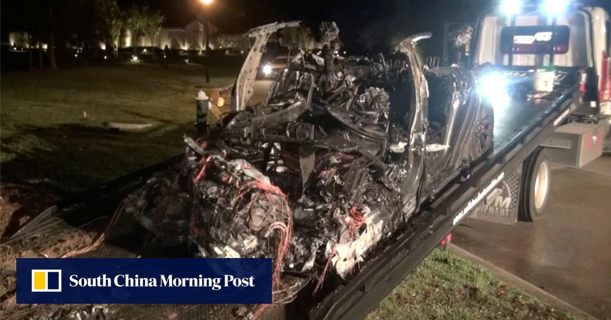 Texas police to demand Tesla crash data as Musk says autopilot was off