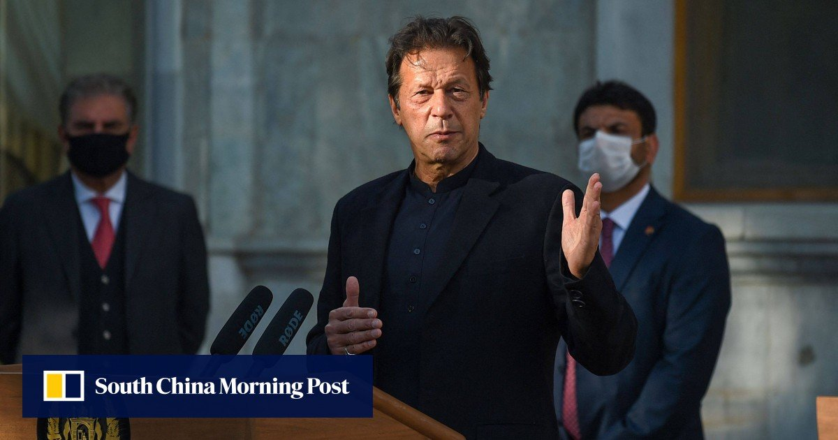 Pakistan PM Imran Khan battles fallout from France blasphemy row