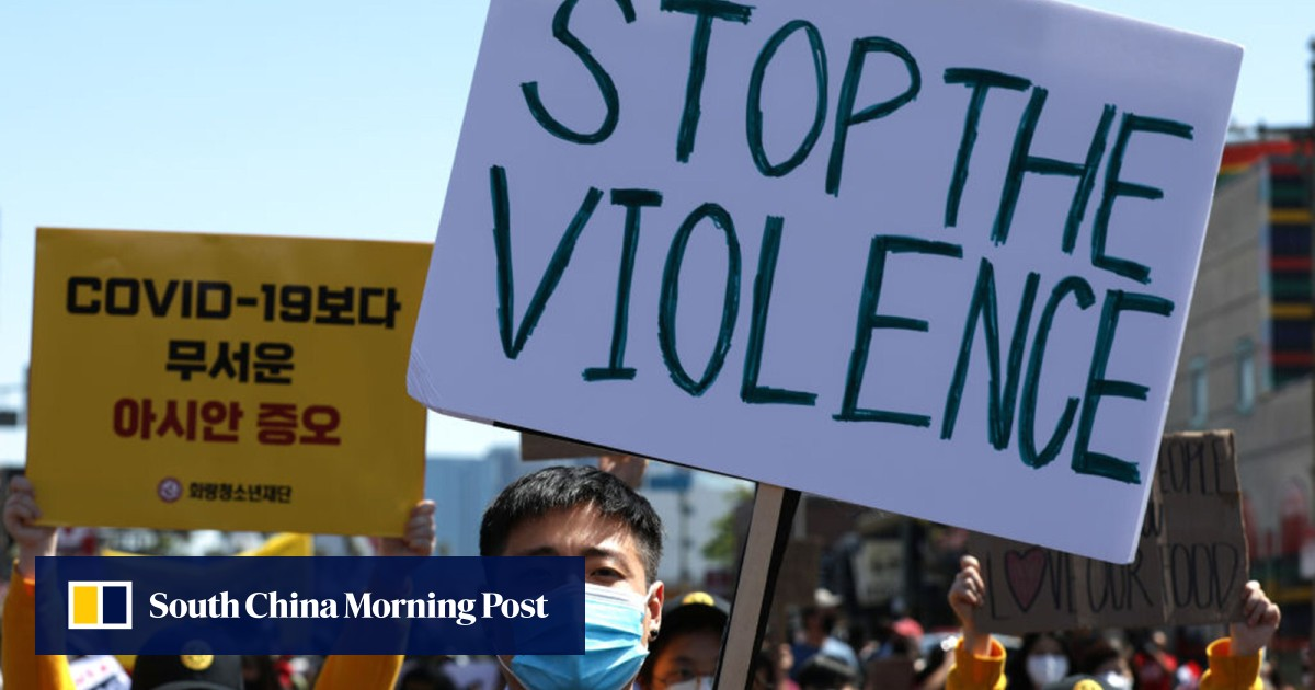www.scmp.com: Yellow whistles serve as symbol and signal to call out violence against Asian-Americans