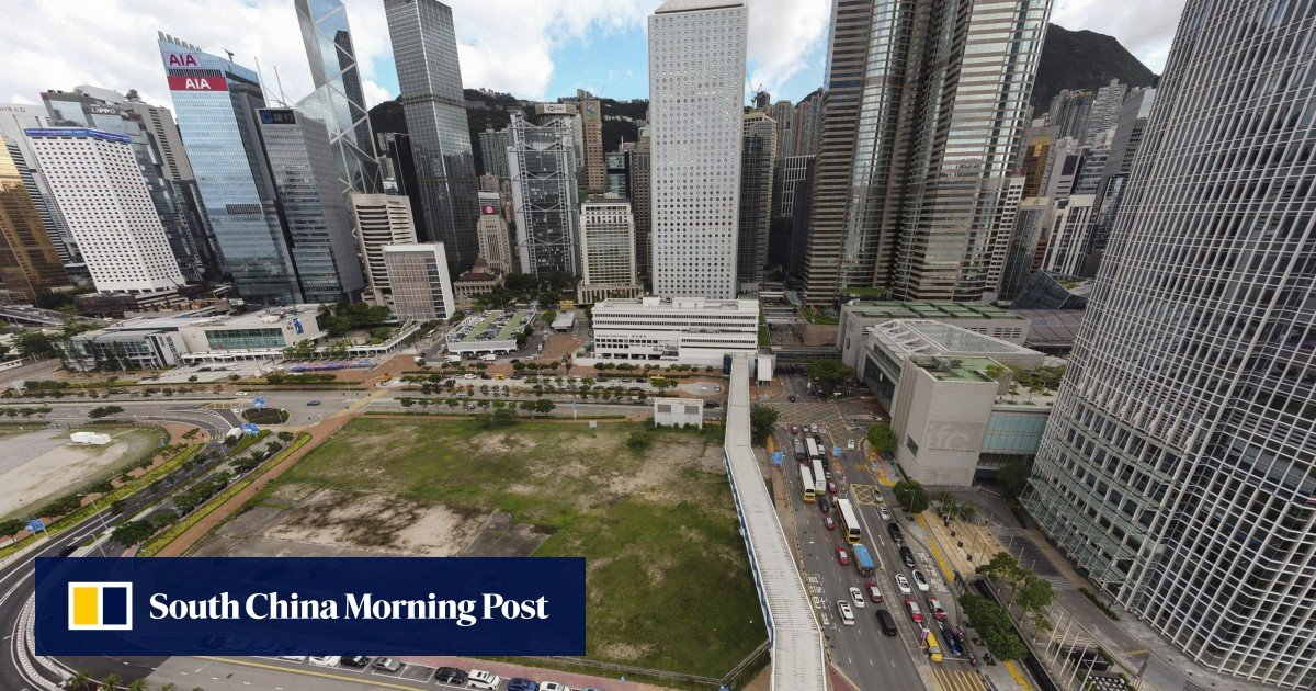 Hong Kong site expected to set record as most expensive in city's history
