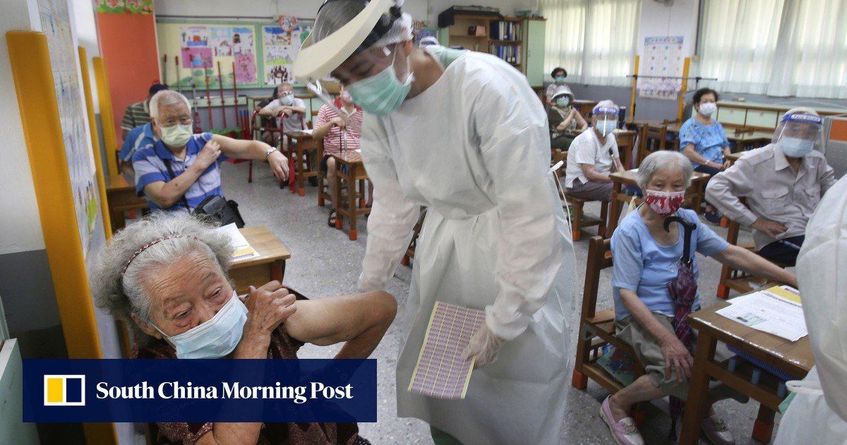 Taiwan Covid-19 vaccines may be too late for US emergency approval