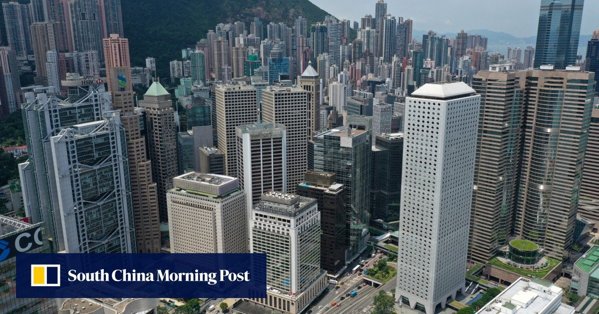 Image Hong Kong a renter's market, experts say, as remote working sees companies downsize despite Covid-19 situation stabilising