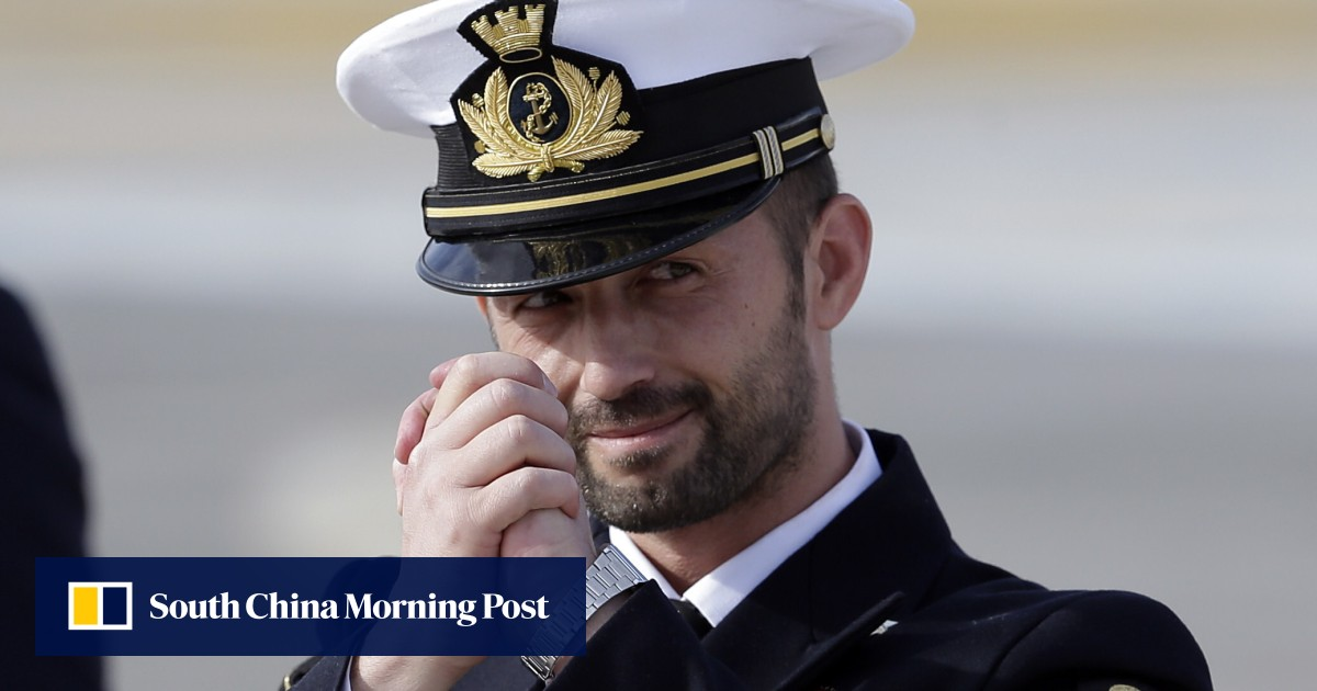 India drops murder case against Italian marines who killed fishermen