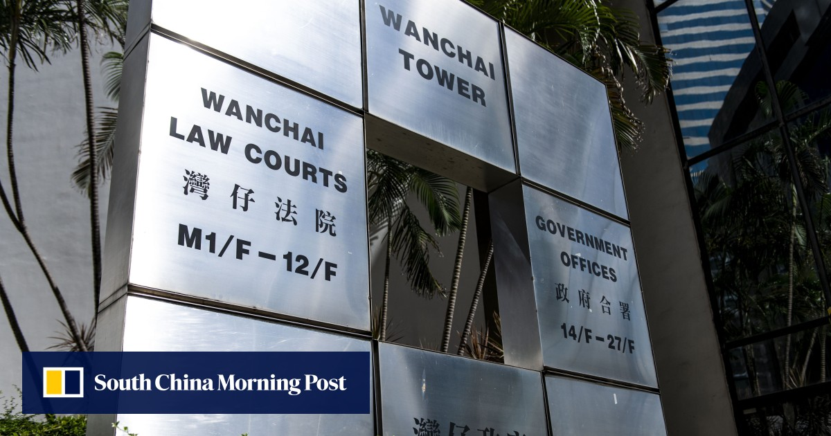 Hong Kong man jailed for 8 months over unlawful 2019 protest at police facility