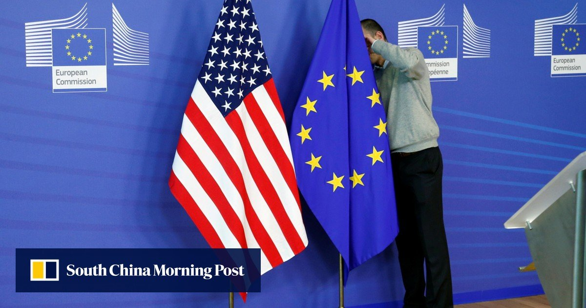 China can afford to keep its cool amid new EU-US pact