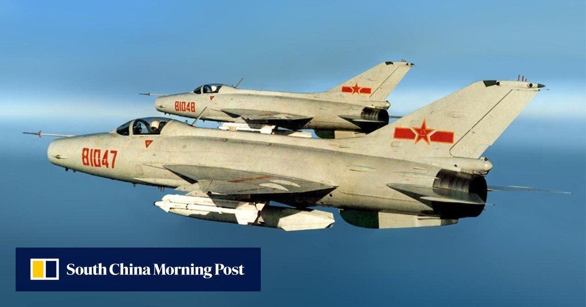 PLA warplanes enter Taiwan air defence zone 2 days after record