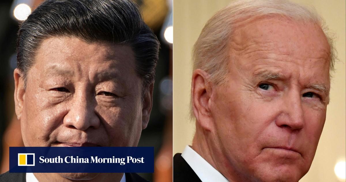 White House considering talks between Joe Biden and Xi Jinping