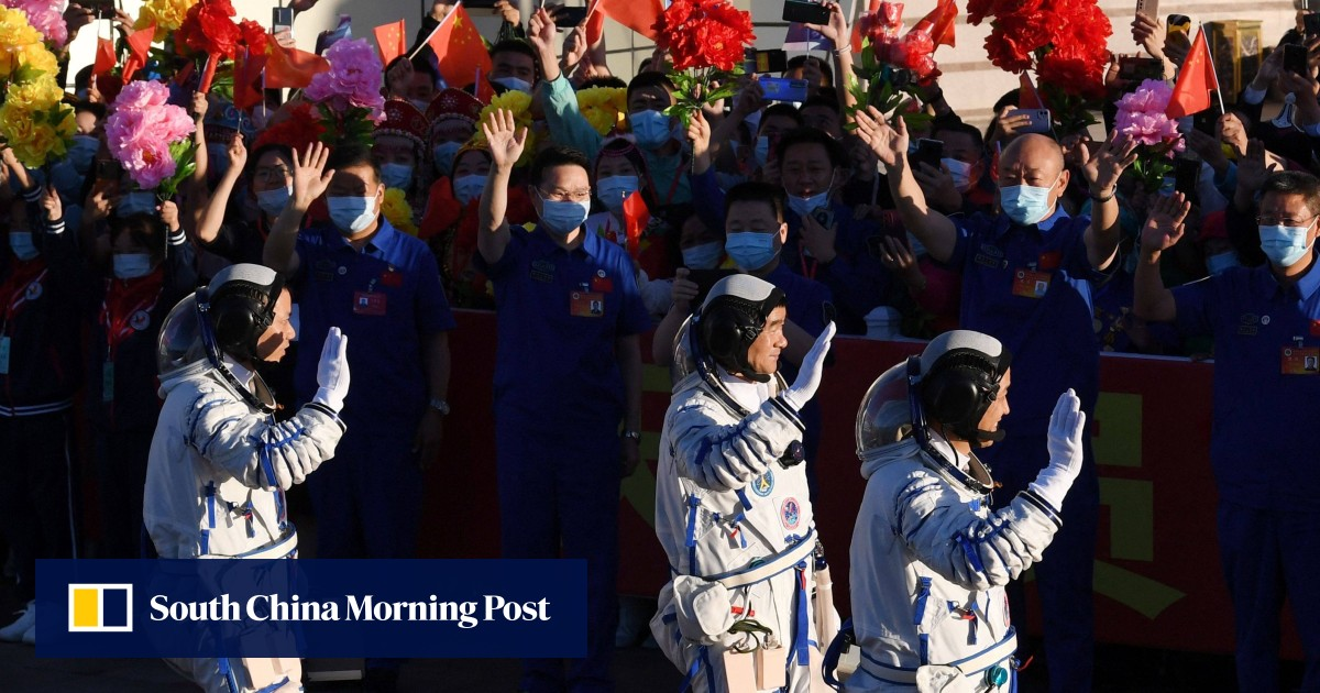 China gets closer to space goals but threat to US 'more of a theory' - South China Morning Post
