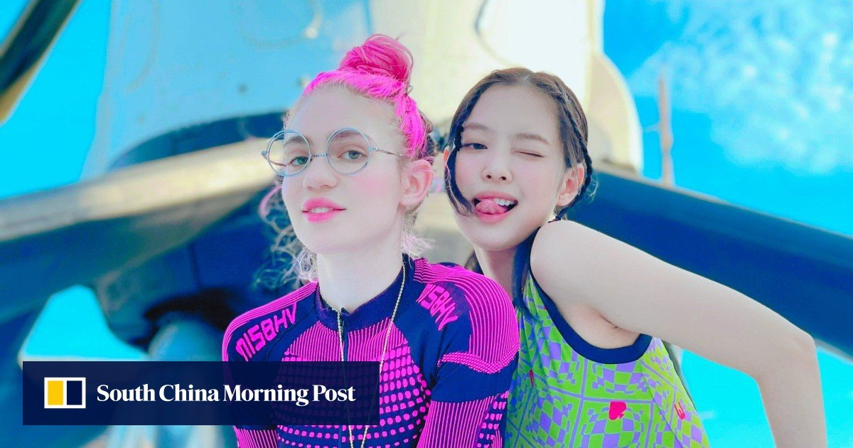 New collab alert? Inside Grimes and Elon Musk's unlikely K-pop connection - South China Morning Post