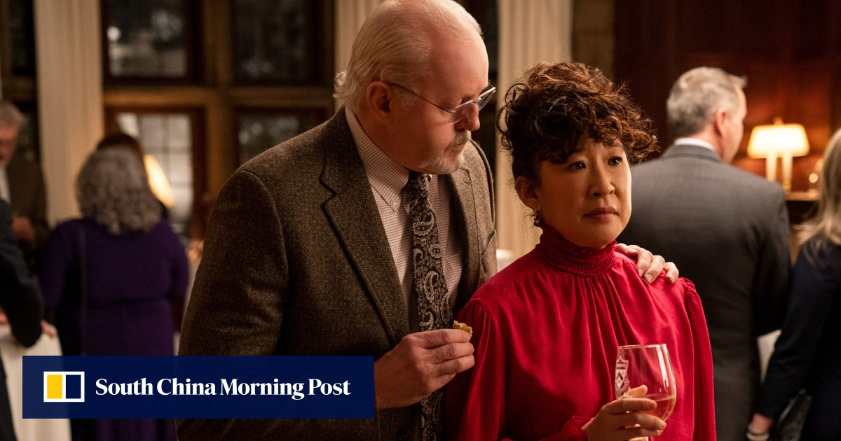 www.scmp.com: In Netflix comedy The Chair, Sandra Oh found the relief she craved after the psychological toll her role in Killing Eve took