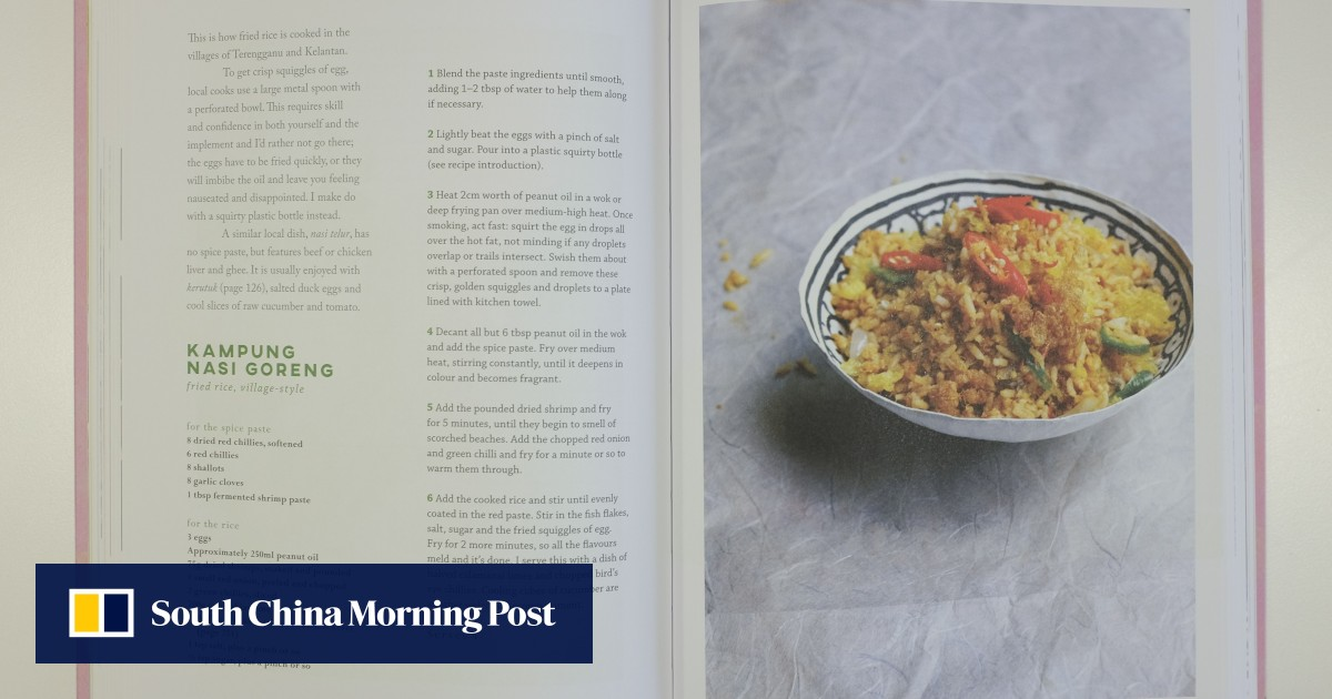Malaysia's east-coast cuisine seduces Singaporean author Bryan Koh, who was 'utterly besotted' by Kelantan cooking