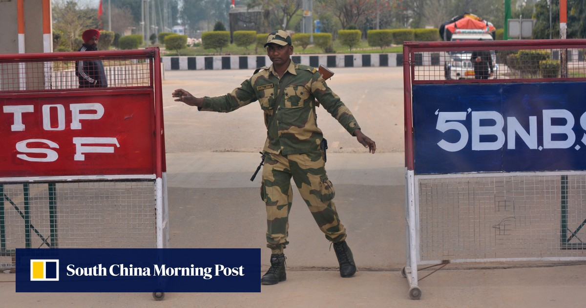 China 'helped defuse Pakistan-India tension' after Kashmir attack