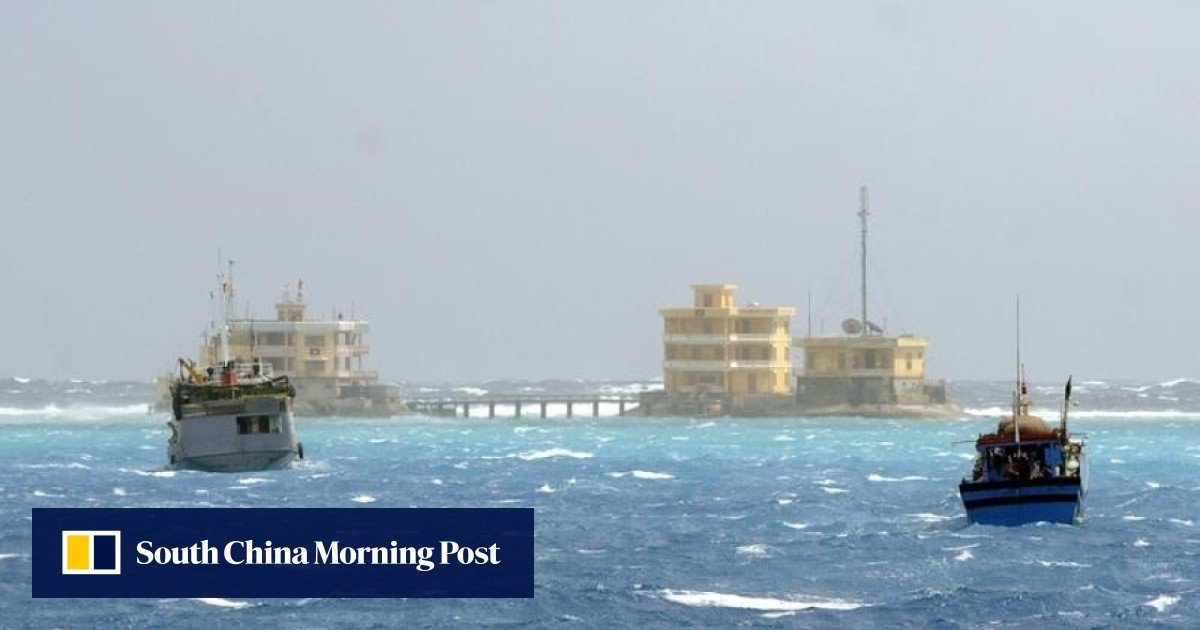 Vietnam protests over China's sinking of vessel in contested South China Sea