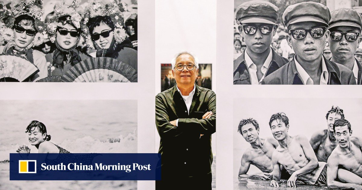 Chinese photojournalist a witness to history