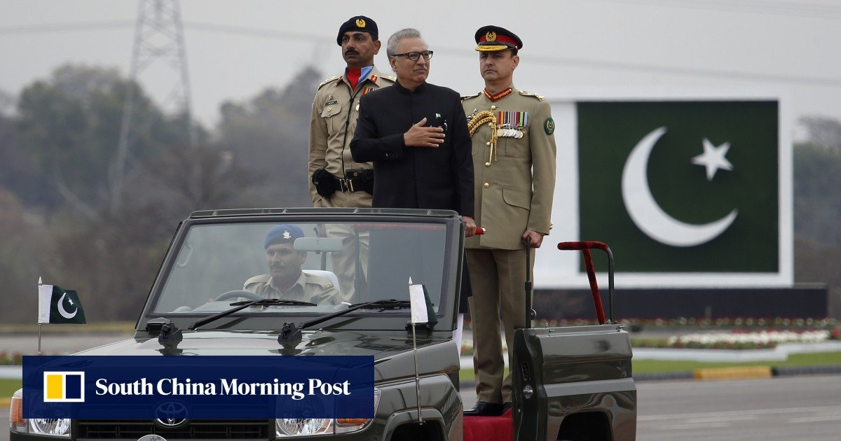 Pakistan calls for peace with India as it shows off military might at Republic Day parade