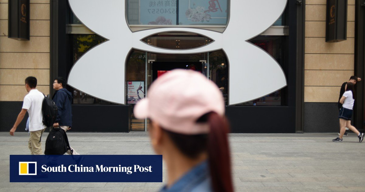 Under Armour to use Hong Kong as its launching pad for Asia-Pacific growth and competition with bigger sportswear rivals
