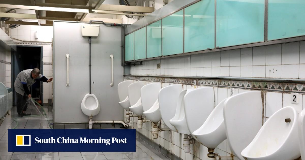 Feeling flush: Hong Kong's public toilets to get hi-tech makeover