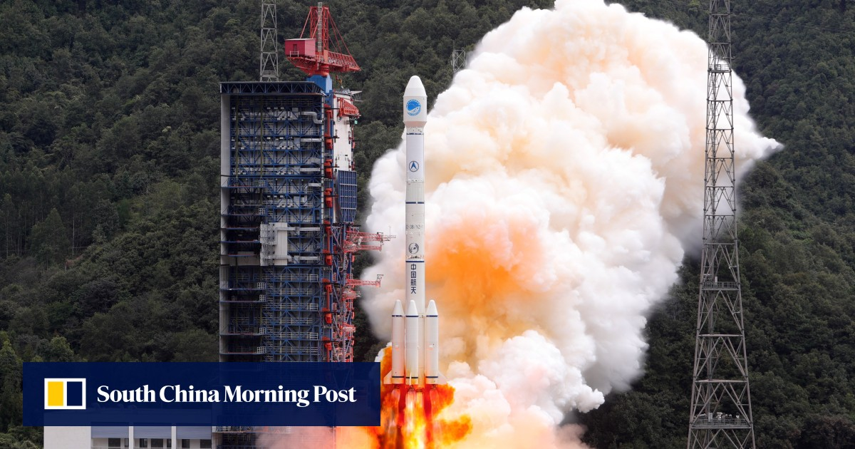 China's GPS rival sees US$298bn service market after 2020 global roll-out