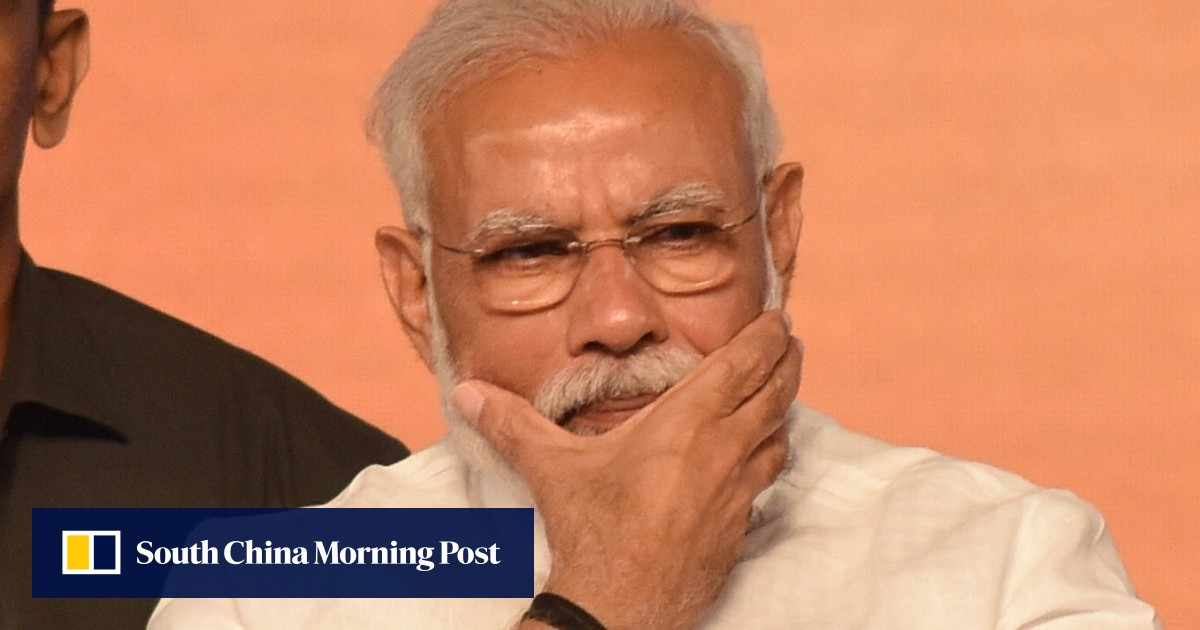 Indian politicians of Prime Minister Modi's ruling BJP banned for 'repugnant' firebrand election comments