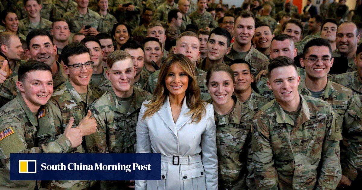 'I love what I do': Melania Trump ready to serve four more years as first lady