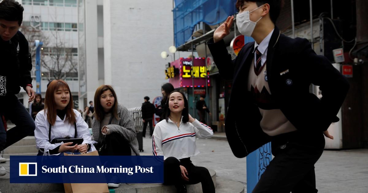 Despite K-Pop Sex Scandal And Diplomatic Rift, Japanese -5338