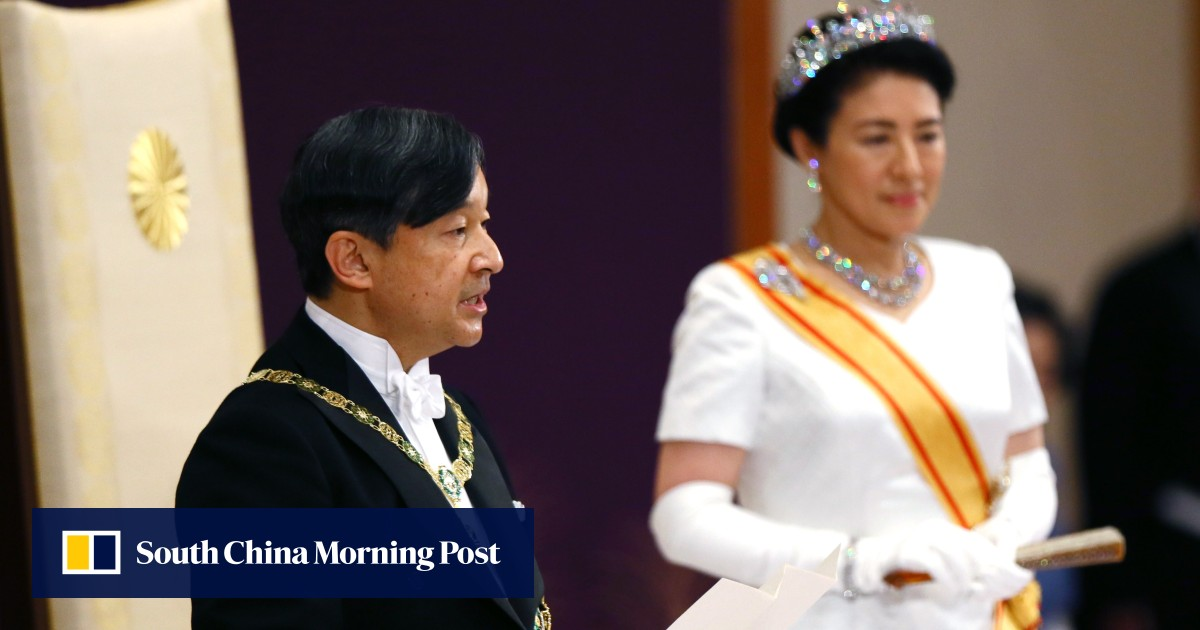 Japan has a new emperor and a new era – but can the royal family
