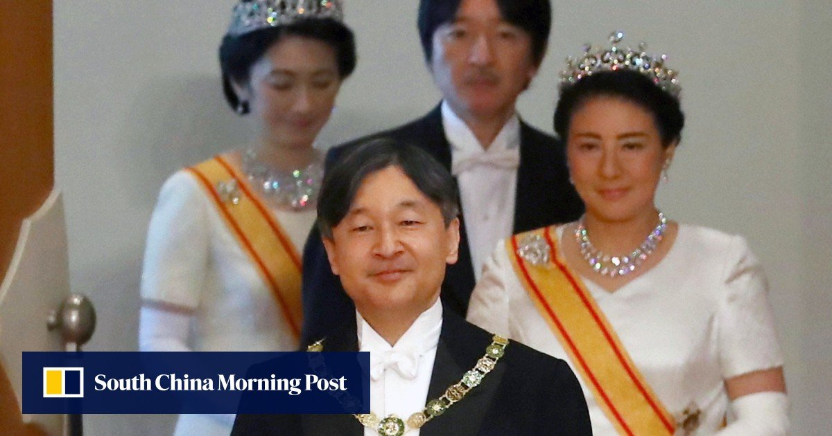 Is Japan's refusal to put a female on the throne a plot to