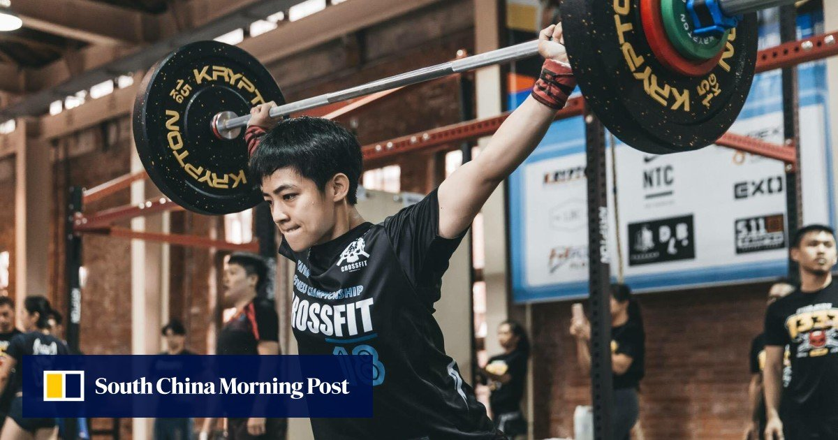 CrossFit Games: Taiwan athlete must represent China