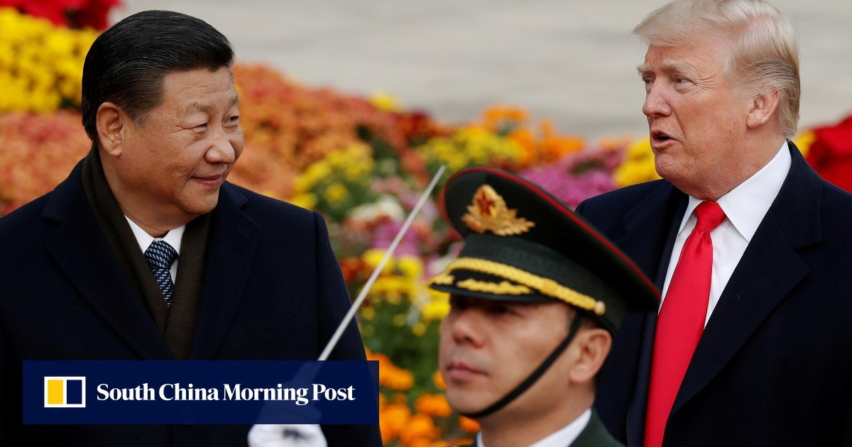 Tech cold war: how Trump's assault on Huawei is forcing the world to contemplate a digital iron curtain - South China Morning Post