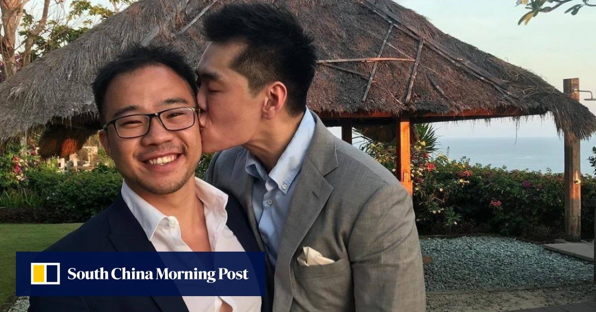 Lee Kuan Yew's grandson Li Huanwu marries boyfriend in South Africa