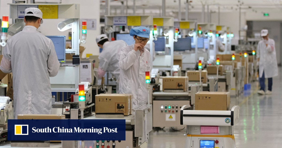 Huawei's phone shipments could fall by up to a quarter, analysts say - South China Morning Post
