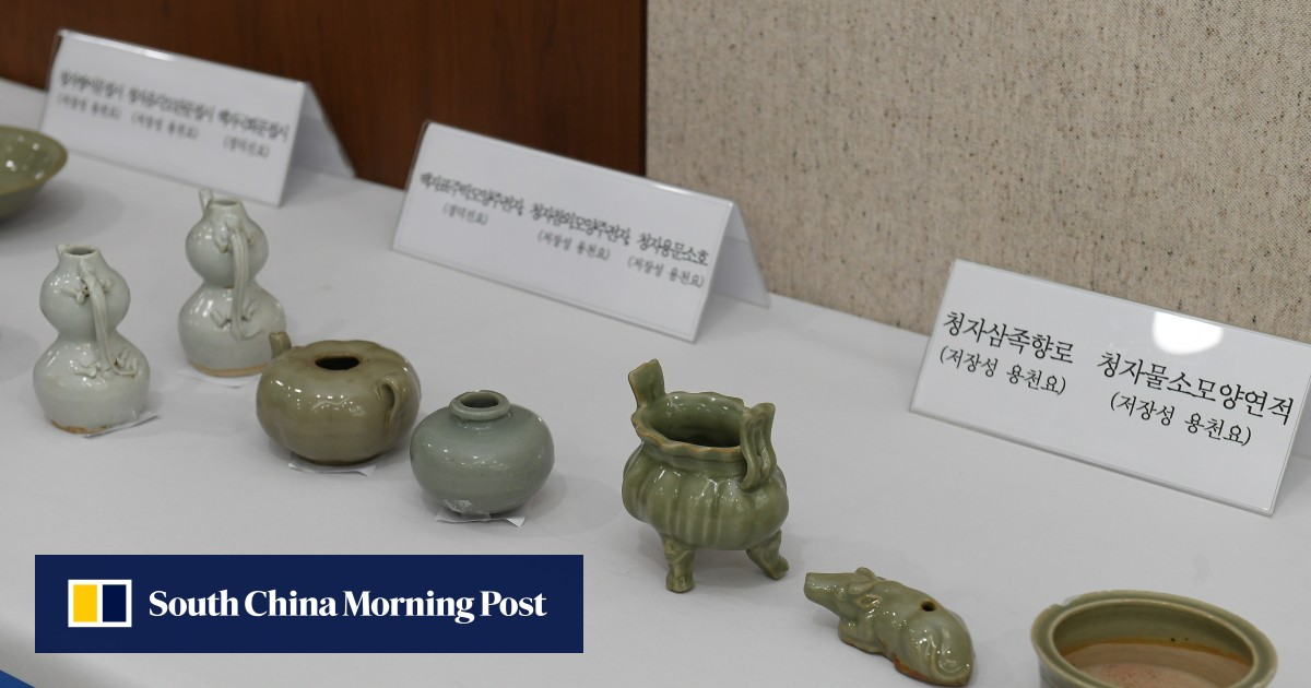Priceless 14-century Chinese treasure seized in South Korea after looter attempts sale to Japanese collectors