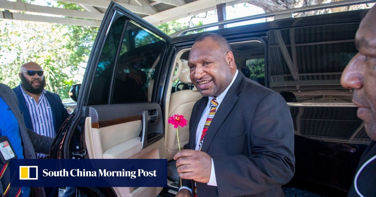 Could Papua New Guinea become the 'richest black nation' on Earth in just 10 years? New PM sets audacious goal